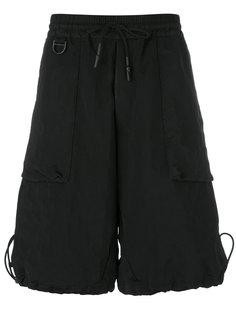 шорты с присборенными манжетами Y-3