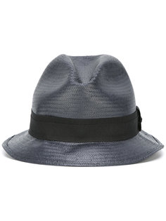 шляпа с эластичной тесьмой Emporio Armani