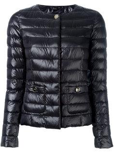 дутая куртка Herno