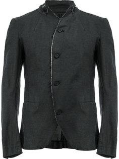 пиджак с высоким воротом Masnada