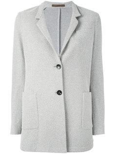однобортный пиджак кроя слим Eleventy