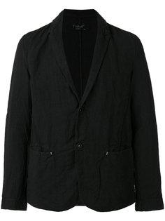 пиджак с накладными карманами Transit