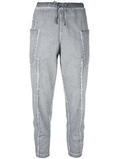 брюки с эластичным поясом Transit