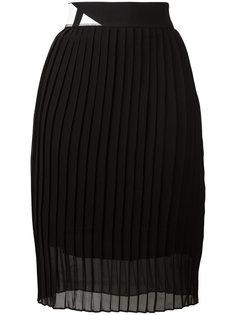 плиссированная юбка Adidas Originals