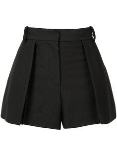 мини юбка с плиссировкой Vera Wang
