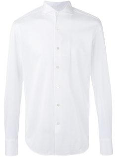 plain shirt Canali
