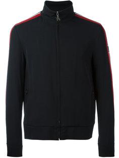 куртка с высокой горловиной на молнии MSGM