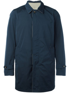 пальто с потайной застежкой Borrelli