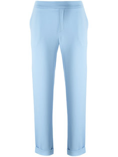 узкие брюки с отворотами P.A.R.O.S.H.