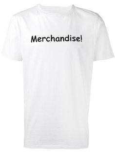 футболка Shami Soulland