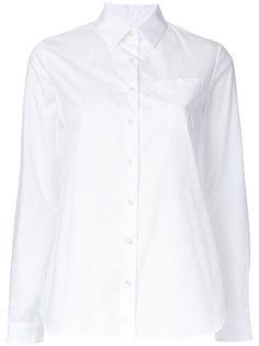рубашка с рюшами на спине Kolor