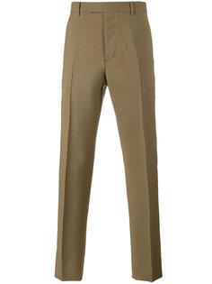 брюки с контрастными полосками Valentino