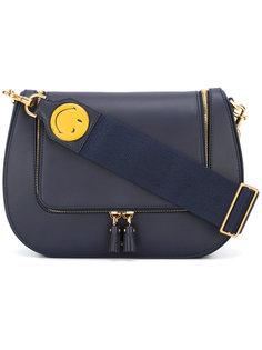 сумка со съемным плечевым ремнем Anya Hindmarch