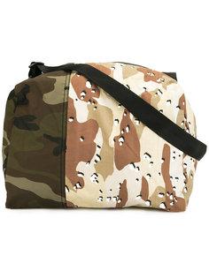 камуфляжная сумка на плечо Mm6 Maison Margiela