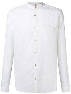 рубашка с воротником-стойкой Dnl