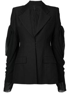 пиджак с пышными рукавами Vera Wang