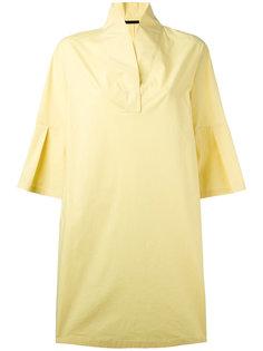расклешенное платье Fabiana Filippi