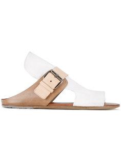 сандалии с открытым носком Marsèll