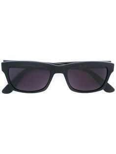 солнцезащитные очки в квадратной оправе Masunaga