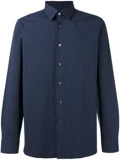 рубашка на пуговицах с логотипом Raf Simons
