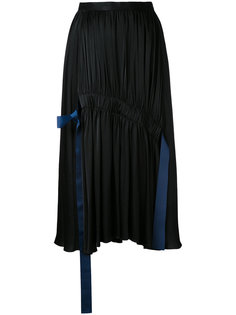 плиссированная юбка миди Le Ciel Bleu