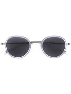 солнцезащитные очки в круглой оправе Tomas Maier