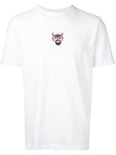 футболка с вышивкой Jupe By Jackie
