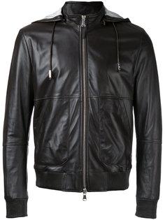 куртка с капюшоном на молнии Eleventy