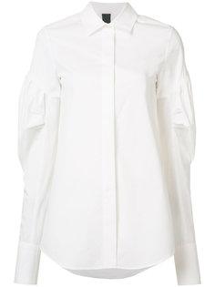 рубашка с пышными рукавами Vera Wang