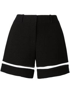 шорты с прозрачными полосками Alexander Wang