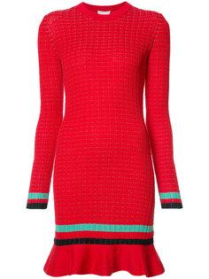 трикотажное платье с длинными рукавами 3.1 Phillip Lim
