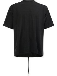 футболка с вырезом под горло Y / Project