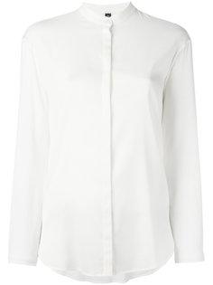 блузка с потайной застежкой спереди Eleventy