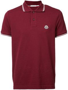футболка-поло Moncler