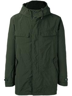 куртка с капюшоном и карманами с клапанами Aspesi