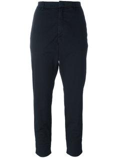 укороченные брюки с подвернутыми манжетами Hope