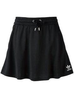 юбка с полосами Adidas Originals