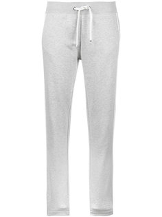 спортивные брюки с контрастной окантовкой Moncler
