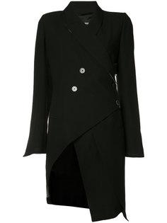 двубортный пиджак Ann Demeulemeester