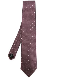 галстук с узором в горох Pal Zileri
