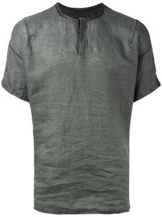 футболка с воротником-хенли Transit