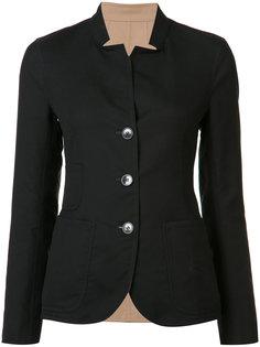 приталенная куртка на пуговицах Akris