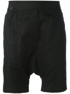 шорты с заниженной проймой Thom Krom