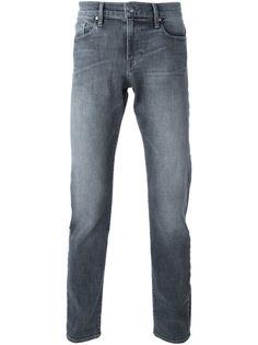 джинсы кроя слим  Frame Denim