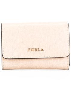 кошелек с золотистой отделкой Furla