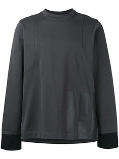 Stripe panel sweatshirt  Y-3