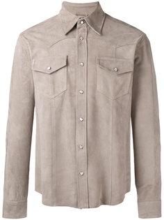 рубашка в ковбойском стиле Eleventy