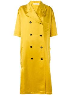 пальто с короткими рукавами Victoria Beckham