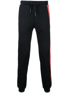 спортивные брюки с контрастными полосками Iceberg