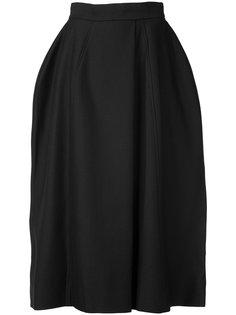 пышная юбка мини Vera Wang